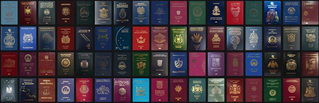 تعرف علي الدول التي تسمح لك دخولها بدون تأشيرة (اعرف الي أين يمكن أن يأخذك جواز سفرك) الحلقة (54)