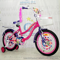 18 Inch United Joyfull Kids Bike