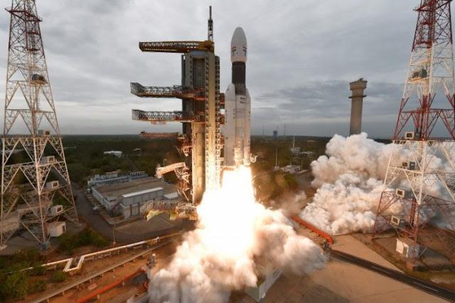 Badan Antariksa India Kembali Mencoba Misi Pendaratan di Bulan