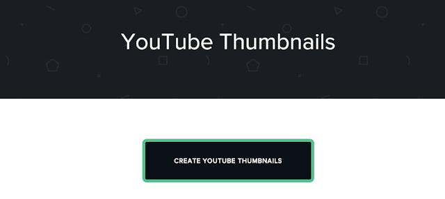 13 Situs Web Membuat Thumbnail Youtube Secara Online dan Gratis - Graphic Springs