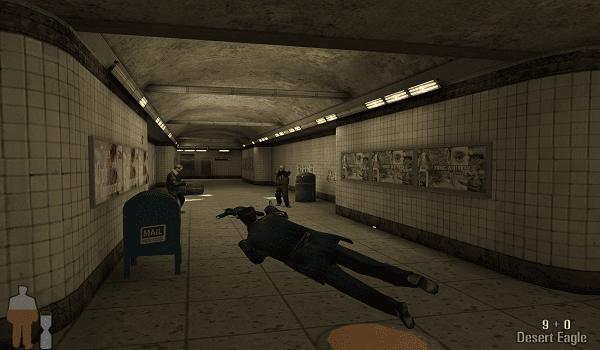 تحميل لعبة Max Payne 1 من ميديا فاير