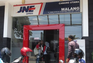Daftar agen JNE di Malang, Jawa Timur.