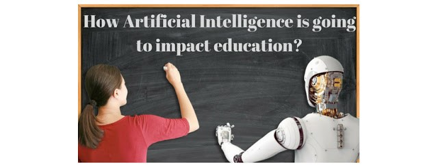 AI is in education and it will definitely make us grow in career and business!