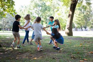 Atividades ao ar livre para fazer com crianças