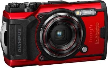 Olympus Tough camera waterdicht