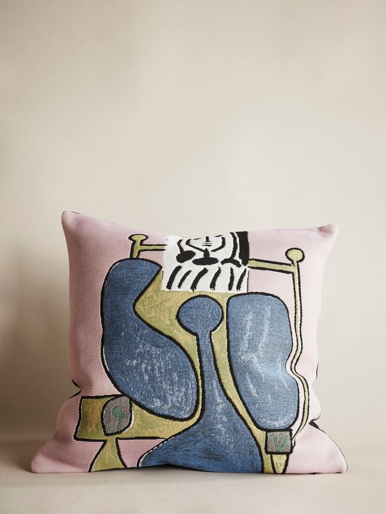 Poduszki z arcydziełem malarza
