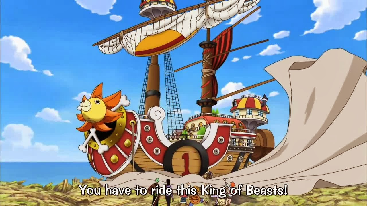 One Piece Episodes English Dubbed