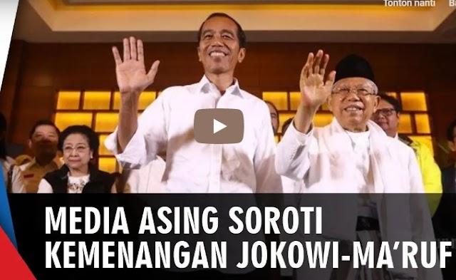 Sorotan Media Asing Atas Pemilu di Indonesia