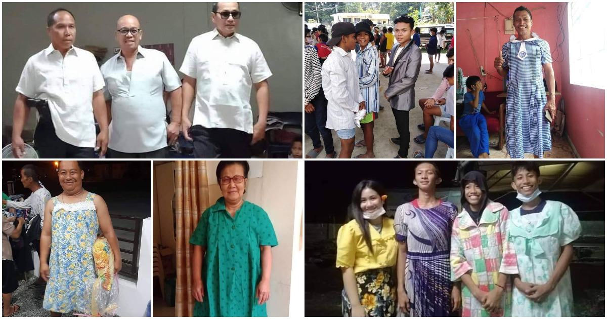 """""""Pormahan sa evacuation center"""" brings good vibes"""