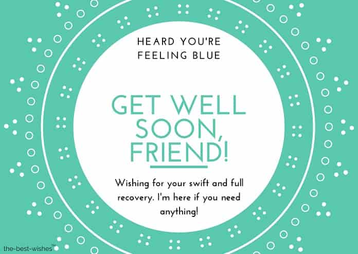 images of get well soon messages