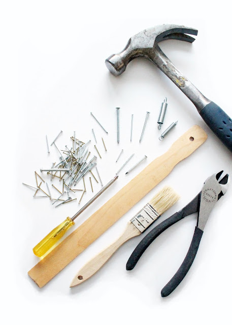 selection of tools:Photo by Julie Molliver on Unsplash