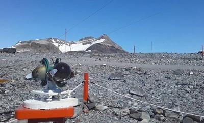 La Antártida registra una temperatura récord de 18,3ºC
