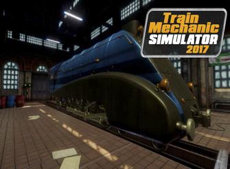 Train Mechanic Simulator 2017 [Full] [Español] [MEGA]