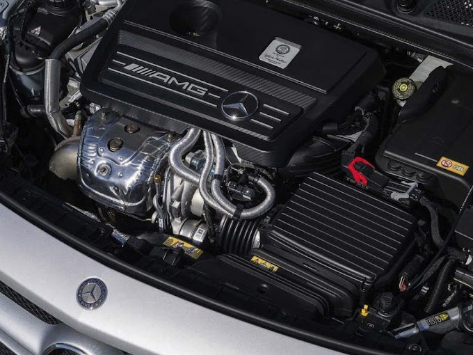 Mercedes-AMG's New 2-Litre Engine Powerful