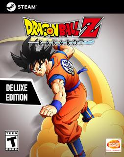 Dragon Ball Z Kakarot PC free download full version