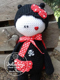 Lucky Ladybugs! 10 Free Ladybug Crochet Patterns - moogly | 267x200