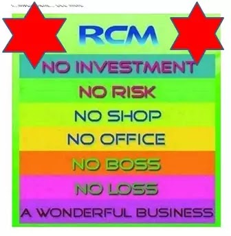 RCM World's No.1 Business   आरसीएम दुनिया का सबसे NO.1 बिज़नेस