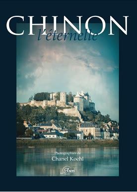 Chinon et son histoire, illustré par Chanel Koehl
