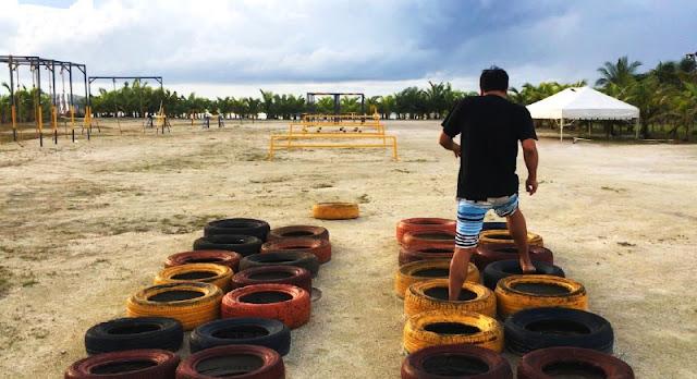 Obstacle Courses at Solea Mactan Cebu