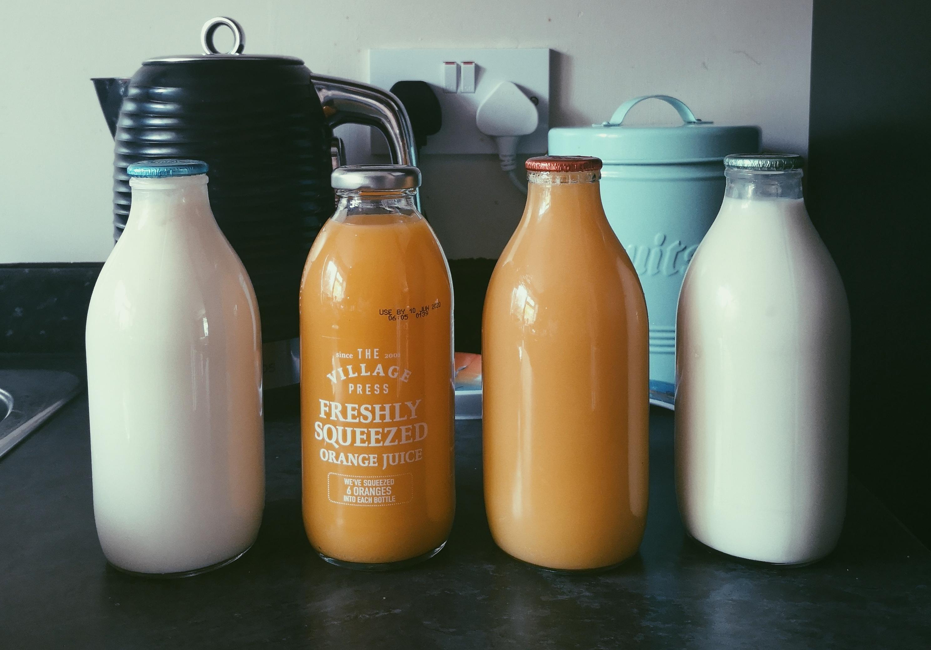 Milk & More Milkman Deliveries