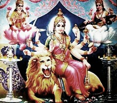 navratri festival, why is navratri celebrated nine days