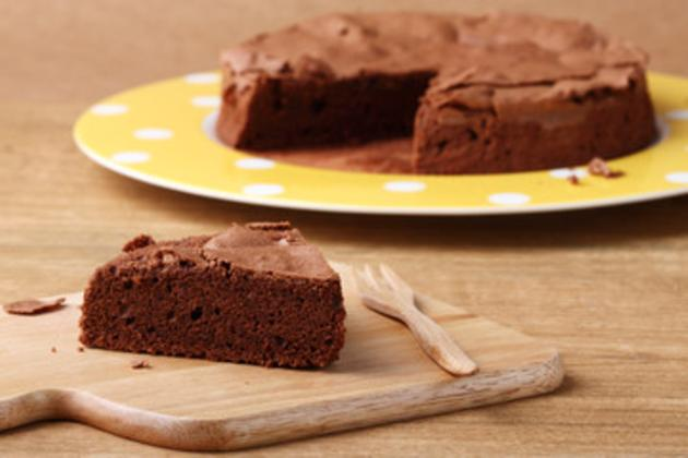 Torta 1234 de chocolate