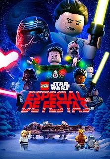 LEGO Star Wars: Especial de Festas - HDRip Dual Áudio