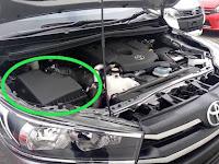 Harga dan Fisik : Box Saringan Udara Komplit/Set Innova Reborn Diesel 17700-0L360