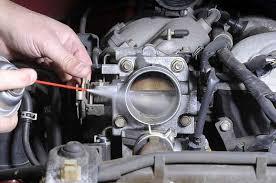 Nettoyant carburateur
