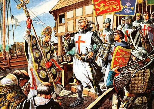 الحملة الصليبية الثالثة (حملة ريتشارد قلب للاسد وفيليب اغسطس)1