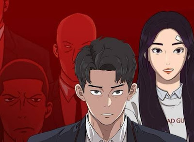 Baca Webtoon Bad Guy Full Episode