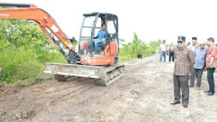Pemprov Kaltara Dorong Pengembangan Sarpras dan Ekonomi Daerah