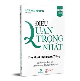 Điều Quan Trọng Nhất – The Most Important Thing ebook PDF-EPUB-AWZ3-PRC-MOBI