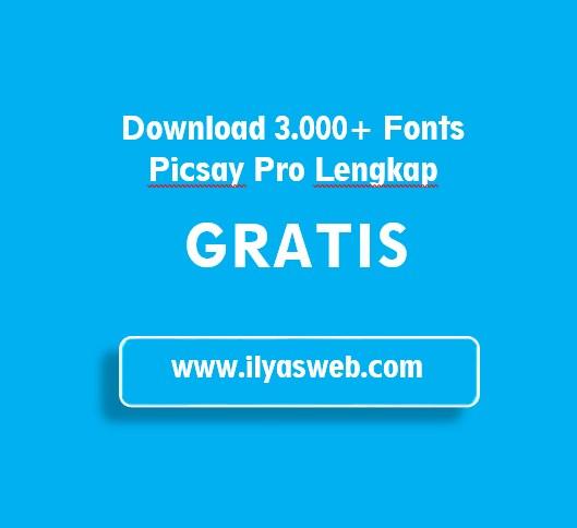 Kamu salah satu editing foto dengan menggunakan aplikasi Picsay Pro 3000+ Fonts Picsay Pro Lengkap Gratis Siap Download dan Tutorial Pemasangannya!
