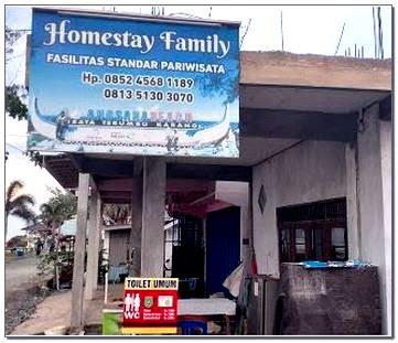 Homestay Family Angsana Beach