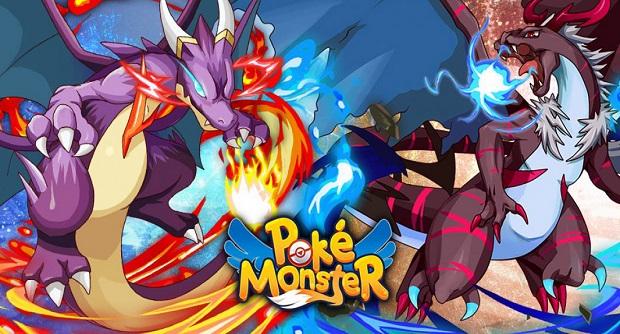 """Game Pokemon Terbaru """"Poke Monster"""" Berpetualang di dunia para monster"""
