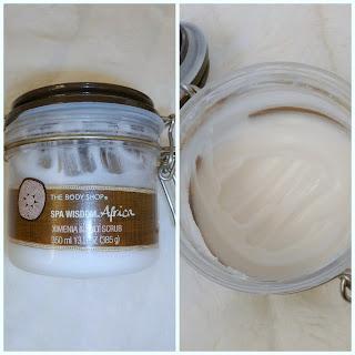 Africa Ximenia Salt Scrub