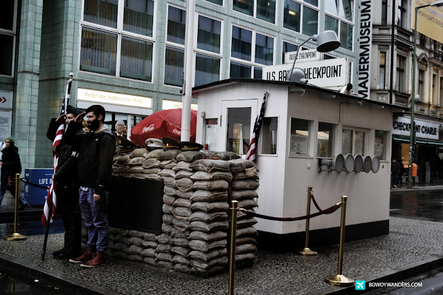 bowdywanders.com Singapore Travel Blog Philippines Photo :: Germany :: Checkpoint Charlie: Force Yourself To Cross This Powerful Berlin Border