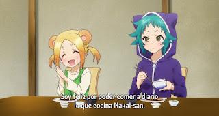 VER Yuragi-sou no Yuuna-san 4 sub español