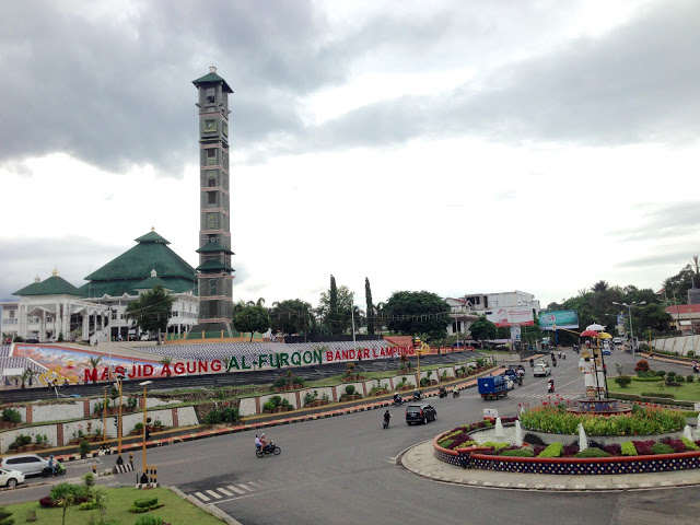 Masjid Agung Alfurqan