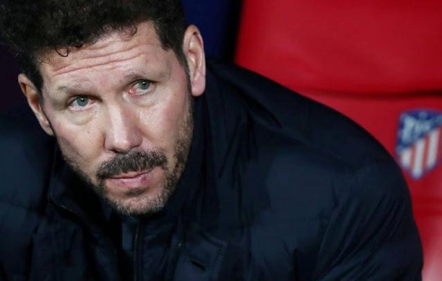 Messi Transfer, Atletico Madrid