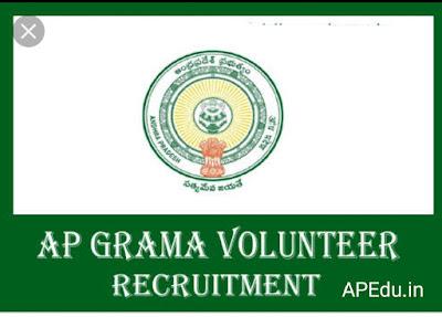 Training for village volunteers ..
