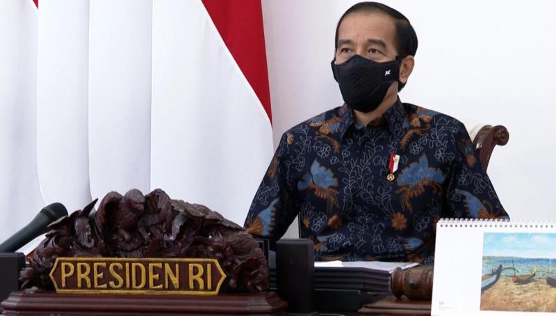 Jokowi: Tidak Ada Tawar-menawar untuk Terapkan Protokol Kesehatan dalam Penyelenggaraan Pilkada