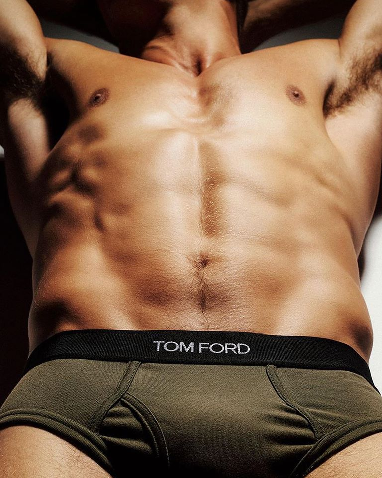 Tom Ford Underwear Spring Summer 2020 Ad Campaign