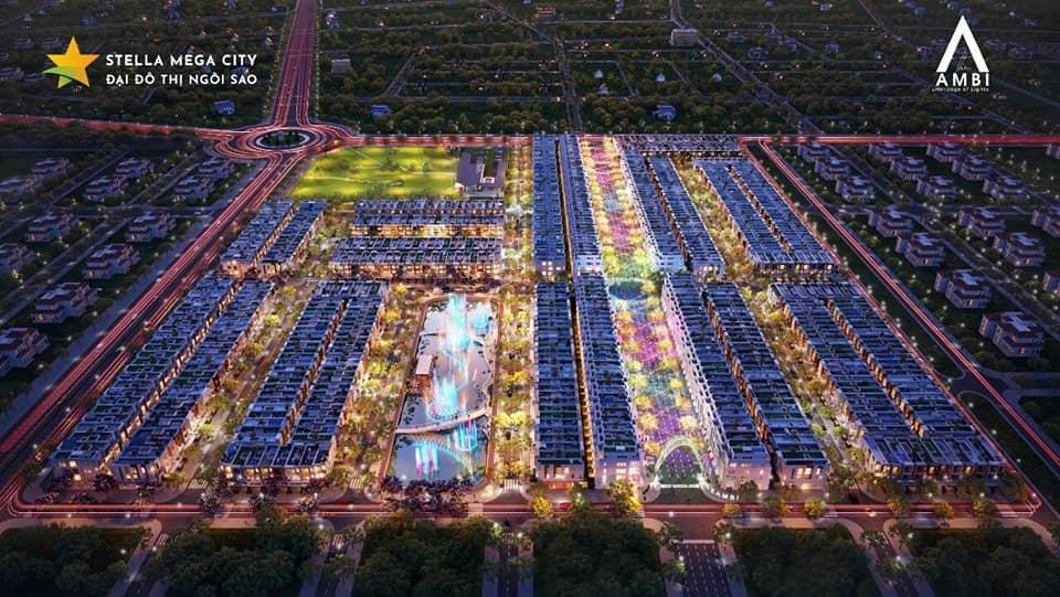 Video giới thiệu dự án Stella Mega City Cần Thơ