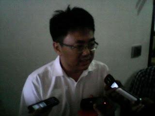 Ketua DPRD Sulut, Andre Anggouw