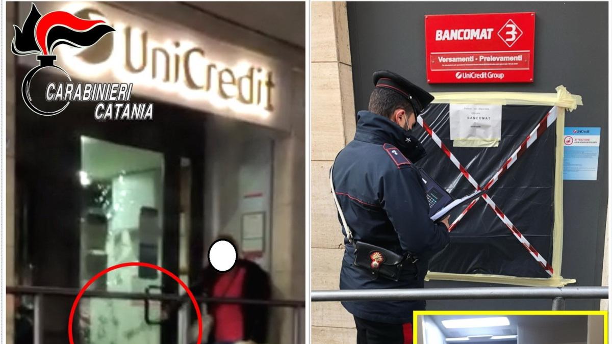rapina bancomat