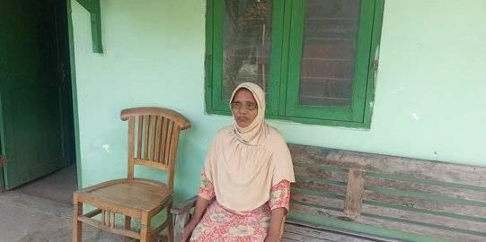 Kisah Miris Ngatini, Janda Asal Blora yang Makan Dedaunan untuk Bertahan Hidup
