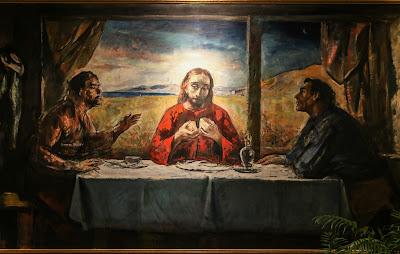Discípulos de Emaús - Imagens, pinturas, ícones, vitrais, música