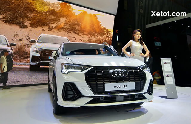 2020 Audi Q3 launches VMS 2019 - Counterweight of GLA and X1